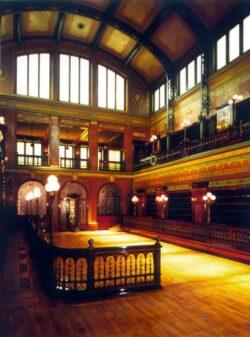 Bibliothèque Solvay - Artfood Traiteur