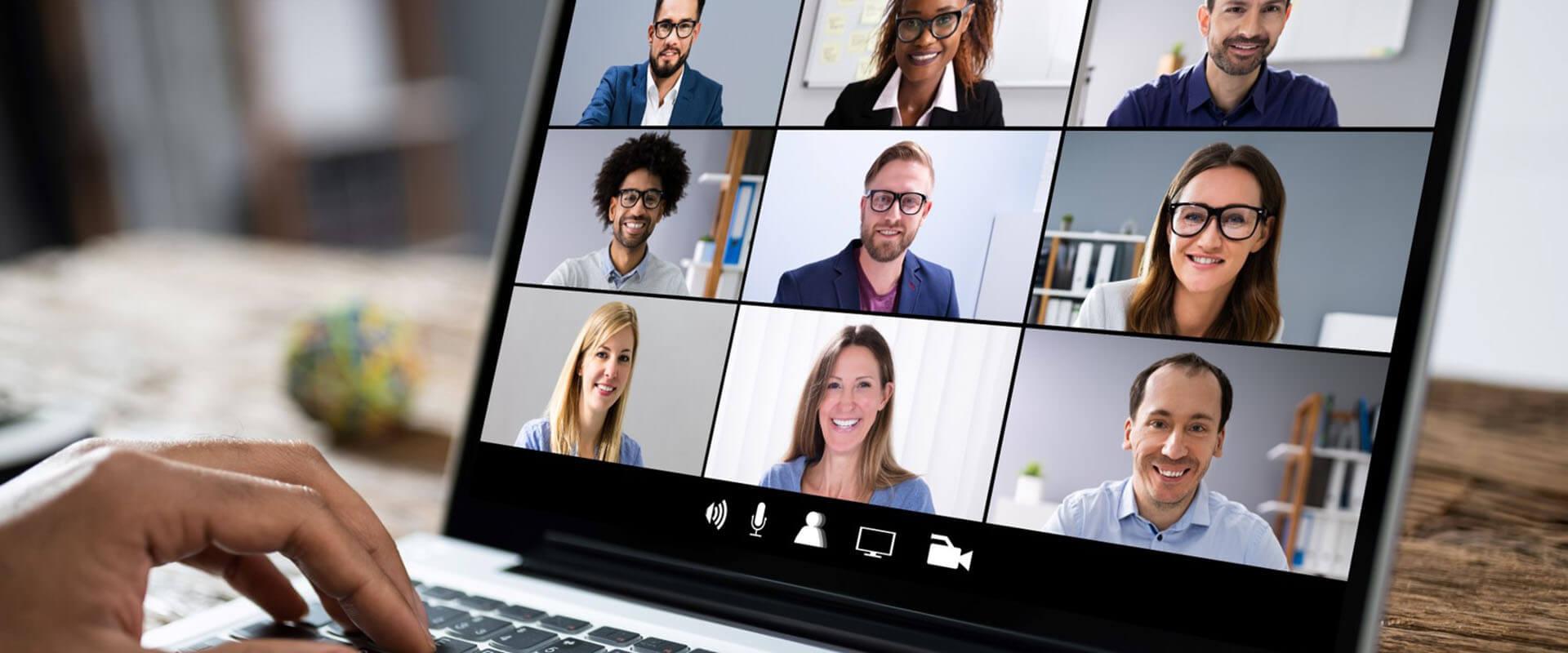 Virtual conferences - Artfood Traiteur